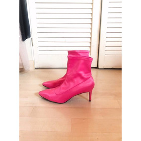 f0cd7f1fe72 Botin Tipo Calcetin - Botas y Botinetas de Mujer en Mercado Libre México
