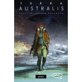 Terra Australis - Agustín Nakamura Graham - Libro