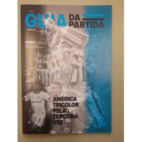 Guia Da Partida 244 - Grêmio X Corinthians - 2018
