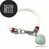 Pulsera Belle (amazonita)