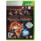 Mortal Kombat Komplete Edition Xbox 360 (en D3 Gamers)