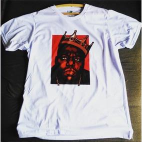 4a40d00b236e5 Camiseta Notorious Big - The Biggie - Big Small - Rap