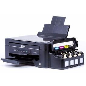 Multifuncional Color Wi-fi Epson Ecotank L395 Bivolt .:.