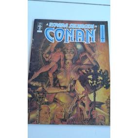 A Espada Selvagem De Conan Nº 63 Ótimo Estado