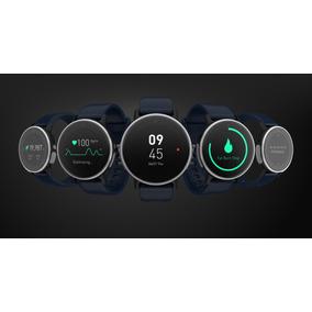 Reloj Inteligente De Pulsera Leap Ware De Acer 3 Colores