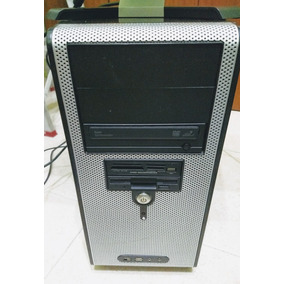 Computadora Dualcore Intel Pentium D, Con Windows 7