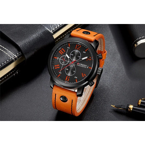 Relógio Masculino Original Curren Esportivo Lindo Barato