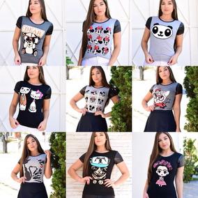 Roupas Femininas Atacado Revenda - Camisetas e Blusas no Mercado ... e21749c7942ac