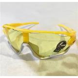 Óculos Ciclismo Estilo Jawbreaker Mtb Estrada 100% Uv400