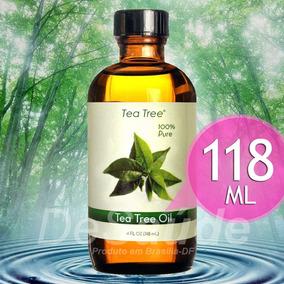 Óleo Essencial Melaleuca 118ml Tea-tree Oil Puro Australiano