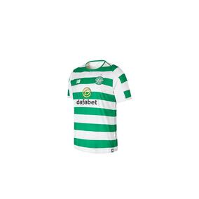 New Balance Celtic Fc Home Short Sleeve Jersey Hombre