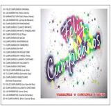 Canciones Para Cumpleaños/ Diferentes Generos/ Cd