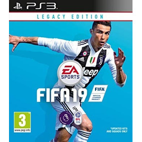Fifa 19 Legacy Edition - Ps3 Midia Digital Pt_br