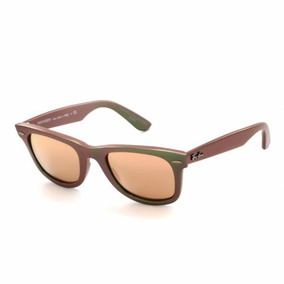 d22929f6b7b8c Ray Ban Wayfarer Rb2140 6109 z2 Multicolor Tam 50 Made Italy · R  499