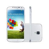Smartphone Samsung Galaxy S4 4g 16gb Mem 2gb Ram Branco