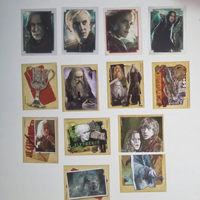 Figurinhas Harry Potter E As Reliquias Da Morte Pt 2
