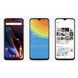 Smartphone Oneplus 6t Midnight Black 8gb Ram + 256gb No Br!