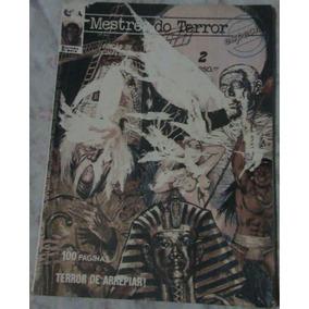 Gibi Hq Mestres Do Terror Especial Nº 2 (1988 Ed D-arte)