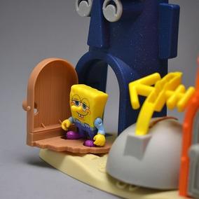 Imaginext Bob Esponja Casa De Abacaxi X7685 Mattel