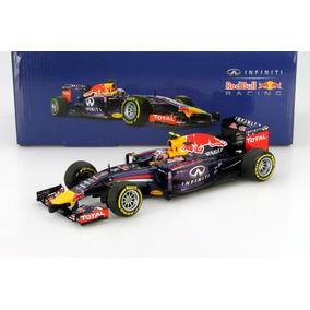 1/18 Minichamps Red Bull Rb10 Daniel Ricciardo F1 2014
