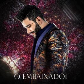 Dvd Gusttavo Lima - O Embaixador