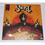 Ghost Infestissumam Gatefold Lp Red Vinyl Heavy Metal/rock