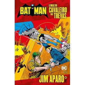 Batman: Lendas Do Cavaleiro Das Trevas-volume 9-jim Aparo