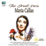 Cd Maria Callas The Great Diva Neuvo Sellado