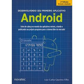 Livro Desenvolvendo Seu Primeiro Aplicativo Android 2ª Ed