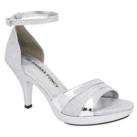 49e6eb2ba69 Zapatilla Plataforma Plata De Meter Botas - Zapatos de Mujer en ...