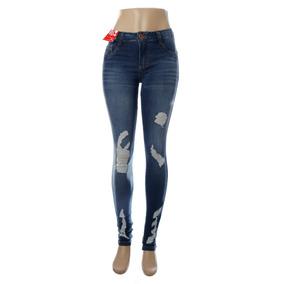 Calca Jeans Biotipo Cintura Baixa - Calças Feminino no Mercado Livre ... cd9c59f80dd