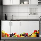 Adesivo Decorativo Para Armário Frutas 1 - Pequeno 60x15cm