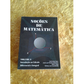 Noções De Matemática Aref Volume 8 ( Ime Ita Olimpíadas )