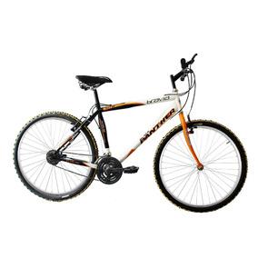 Bicicleta Montaña Bravia Rodada 24 Sin Velocidades