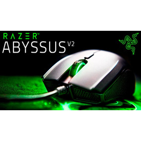 Mouse Razer Abyssus V2 Gaming Gamers Ambidextro