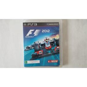 F1 - Formula 1 2012 - Ps3 - Original