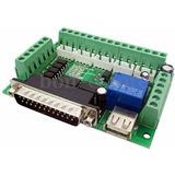 Controladora Cnc Mach3 Router Laser Torno Fresadora