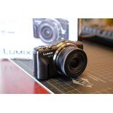 Camara Panasonic Lumix Gf3, Lente 12-32mm Como Nueva