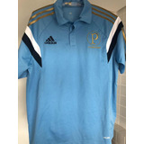 Camisa Polo Palmeiras Azul Adidas no Mercado Livre Brasil 05af3b1b01181