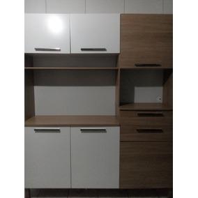 Armário De Cozinha Semi- Novo.