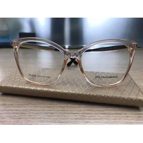 2d8d820285e46 Oculos Transparente Dolce Gabbana - Óculos no Mercado Livre Brasil