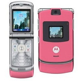 Motorola V3 Pink Sem Microfone Original Desbloqueado