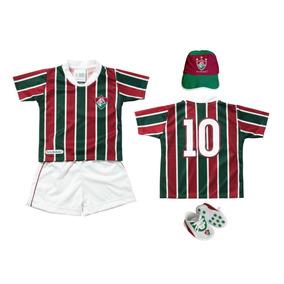 Bone Fluminense Grena - Bebês no Mercado Livre Brasil 3c29574ce1a68