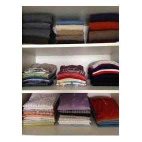 Lote 10 Blusas E Blazer Roupas Femininas Camisas Usadas