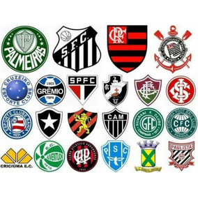 d1475b63c6 Adesivos De Times De Futebol - Adesivos no Mercado Livre Brasil
