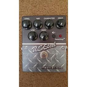 Pedal Sansamp Us.metal Boss Ds-2 Turbo Distortion