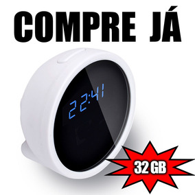 6e79cc3cbf5 Micro Cameras De Espionagem Camufladas - Segurança para Casa no ...