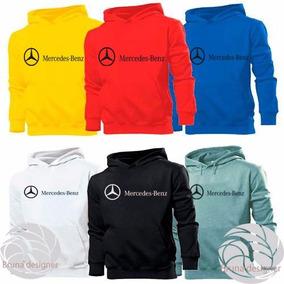 ce25e6b954 Moletom Mercedes Benz - Moletom Masculinas Amarelo no Mercado Livre ...