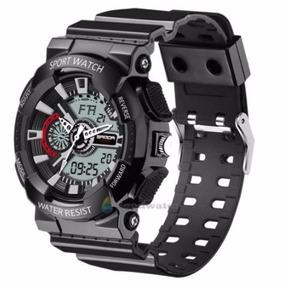 Reloj Digital Sanda 799 Color Negro