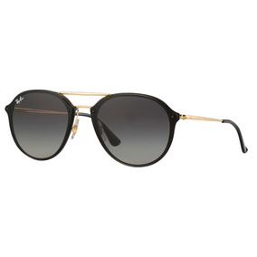 Óculos De Sol Ray Ban Double Bridge Blaze Rb 4292 - Original c23ea9389e